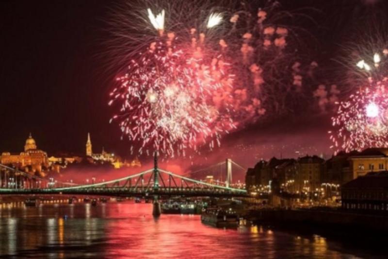 Silvester v Budapešti