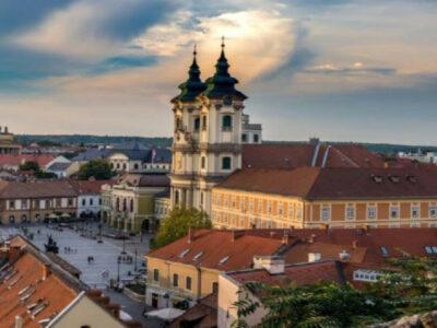 Eger, Maďarsko