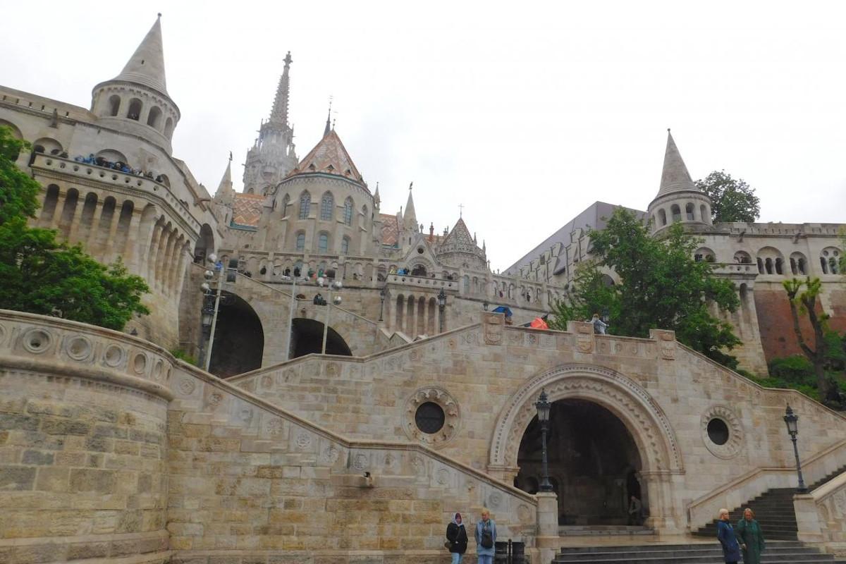 Budapest, Maďarsko